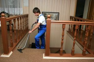 Carpet Cleaning in Kensington